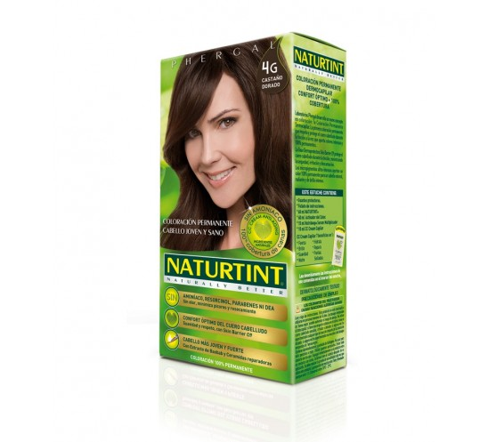 Naturtint Naturally Better 4G Castaño Dorado