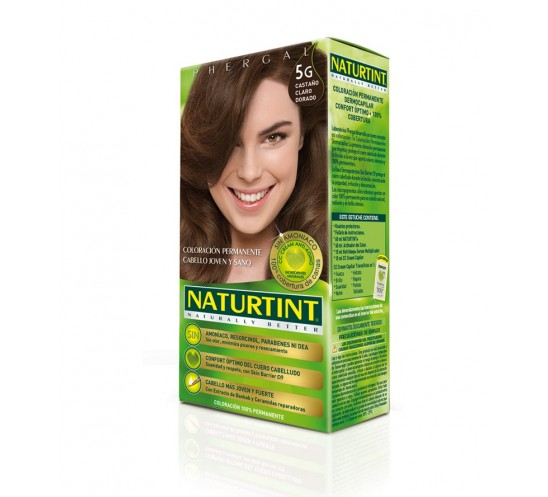 Naturtint Naturally Better 5G Castaño Dorado Claro