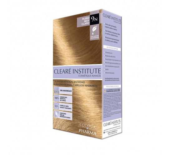 Clearé Institute Clinuance Colour Pharma 9N Rubio Muy Claro