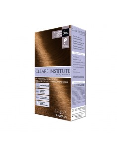 Clearé Institute Colour Pharma 5DC Castaño Dorado Cobrizo