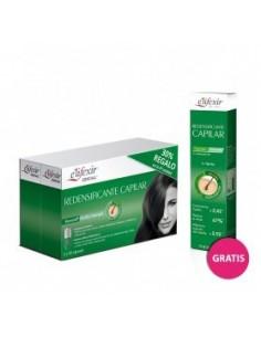 Nutricosmético Capilar envase ahorro formato 60 días + loción de regalo - E´lifexir Esenciall Redensificante Capilar 60 caps.