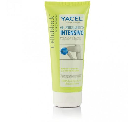 Gel Anticelulítico Intensivo - Yacel Cellublock