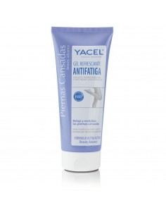 Gel Refrescante Antifatiga - Yacel Piernas Cansadas 200 ml.
