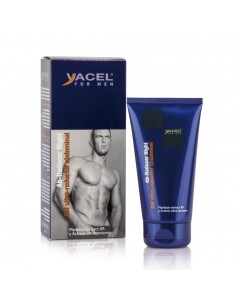 Gel ultra-reductor abdominal - Ab-Reducer Night - Yacel For Men 150 ml.