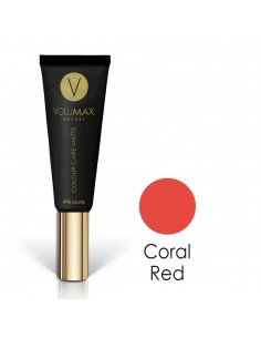 Efecto mate - Volumax Velvet Matte Finish Coral Red 7,5 ml.