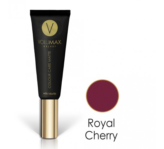 Efecto mate - Volumax Velvet Matte Finish Royal Cherry 7,5 ml.