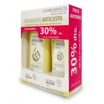 ANTICASPA PACK AHORRO CLEARE INSTITUTE 30% dto.  en la mascarilla