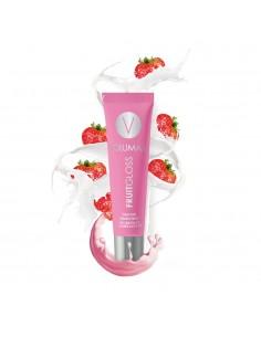 Hidratación de Labios - Volumax Fruitgloss Fresa Nata