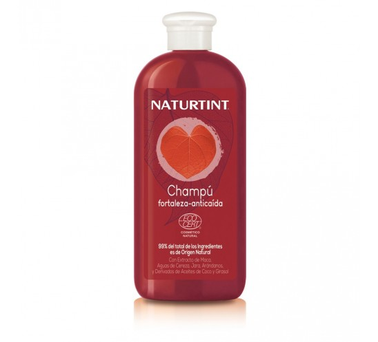 Champú Anticaída Naturtint - 330 ml.