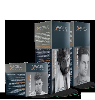 Productos de cuidado capilar de Yacel for Men