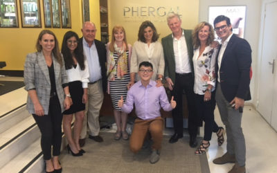 Phergal Laboratorios and Natures Dreams (UK) hold a strategy collaboration meeting to strengthen near future development