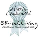 Premio Internacional Naturtint ethical living
