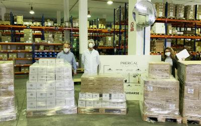 Phergal Laboratorios unidos más que nunca en la lucha contra el Coronavirus