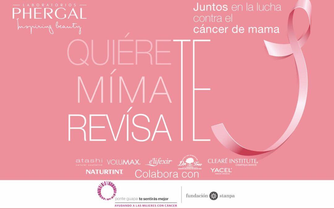 Phergal Laboratorios y Fundación Stanpa: Unidos en la lucha contra el Cáncer de Mama