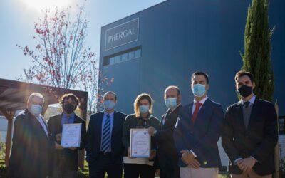 Phergal obtiene la Certificación ADOK cumpliendo la normativa RSE100